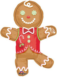 "34"" Gingerbread Man"