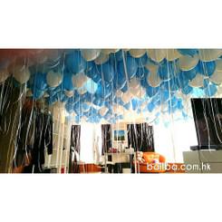 1000 Balloons Proposal @ Convention Plaza Apartment Wanchai