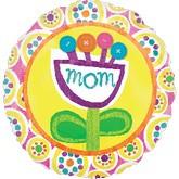 """18"""" Mom Button Tulip"""