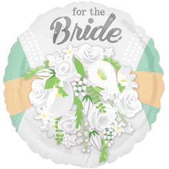 "18"" For The Bride Floral"