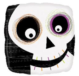"18"" Halloween Spooky Skull"