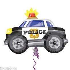 "24"" Police Emergency Vehicle"