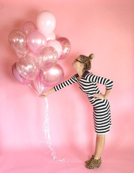 Pink Balloon Set