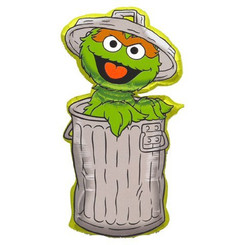 "29"" Sesame Street Oscar the Grouch"