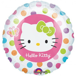 "18"" Hello Kitty Dots"