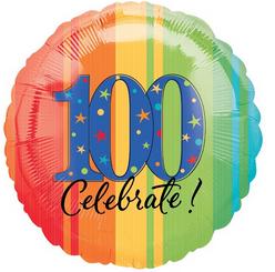 "18"" 100 Celebrate"