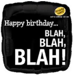"""18"""" Another Birthday... Blah BLAH BLAH!"""