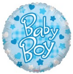 "18"" Baby Boy Patterns"
