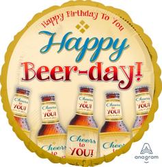 "18"" Happy Beer-Day"
