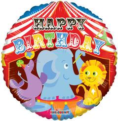 "18"" Birthday Circus"