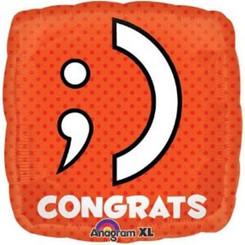 """18"""" Texting Congrats ;)"""