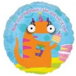 """18"""" Happy Birthday Eye Popper"""