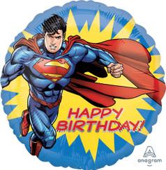 "18"" Superman HBD"