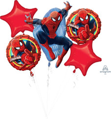 Ultimate Spider-Man Bouquet (Set of 5)