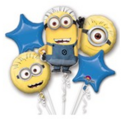 Despicable Me Bouquet (A SET OF 5) - 32720