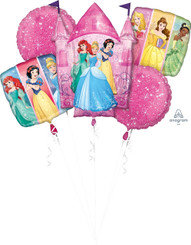 Multi-Princess Dream Big Bouquet (Set of 5)