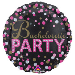"18"" Bachelorette Sassy Party (2-sided)"