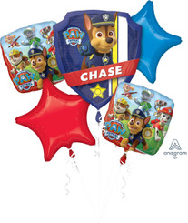 Paw Patrol Bouquet (Set of 5)