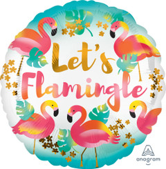 "18"" Let's Flamingle"