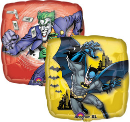 "18"" Batman & Joker"