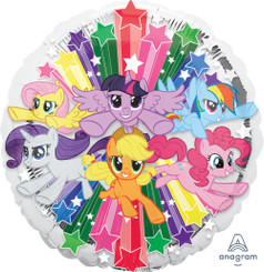 "18"" My Little Pony Gang"