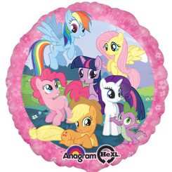 "18"" My Little Pony Group"