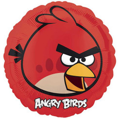 "18"" Angry Birds Red Bird"