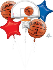 NBA Basketball Bouquet (A SET OF 5)