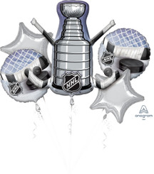 Ice Hockey Bouquet (A SET OF 5)
