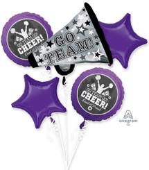 Bouquet Cheer Go Team Go (A SET OF 5)