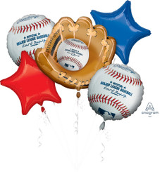 Baseball Bouquet (A SET OF 5)