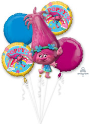Trolls Birthday Bouquet (A SET OF 5)