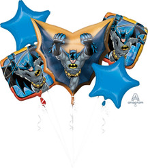 Bouquet Balloon Batman (A SET OF 5)