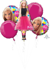 Bouquet Barbie Sparkle (A SET OF 5)