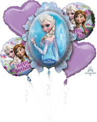Bouquet Frozen Birthday (A SET OF 5)