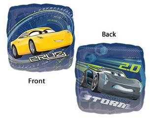 "18"" Cars 3 Storm Cruz Jackso"