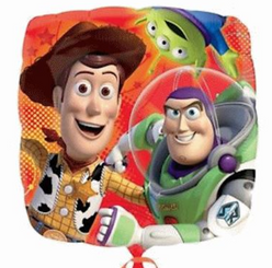 "18"" Toy Story Square"