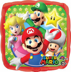"""18"""" Super Mario Bros"""