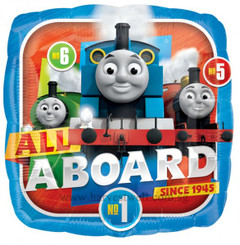 "18"" Thomas The Tank Engine All Aboard"