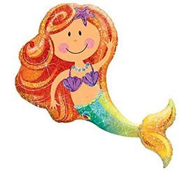 """38"""" Merry Mermaid"""