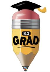 "41"" NO. 1 Grad Pencil"