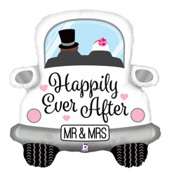 "31"" Happliy Ever After Car"