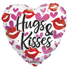 "18"" Hugs & Kisses"