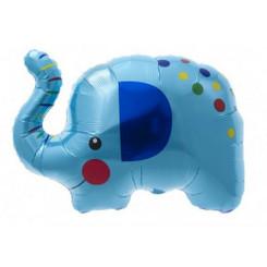 "36"" Blue Elephant"