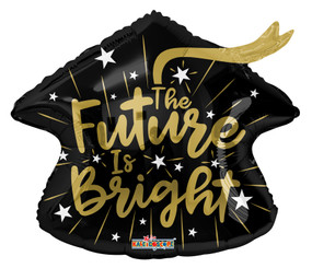 "18"" The Future Is Bright Cap"