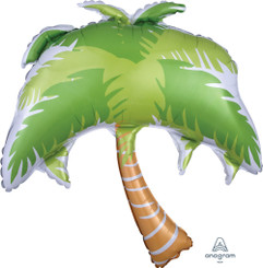 "33"" Summer Scene Palm Tree"