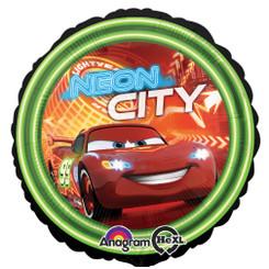 "18"" Cars Neon City"