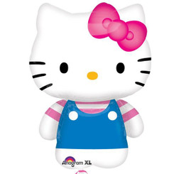 "30"" Hello Kitty Summer SuperShape 2-sided"