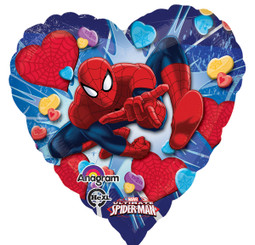 "18"" Spiderman Love"
