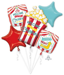 Carnival Bouquet (set of 5)